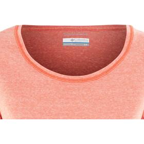 Columbia Trail Shaker - T-shirt manches courtes Femme - orange